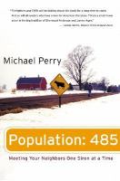 Cover of Population 485: Meeting Yo