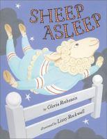 Sheep Asleep