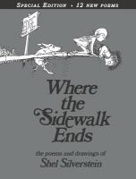 Cover of Where the Sidewalk Ends