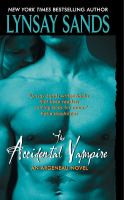 The Accidental Vampire (Argeneau Vampires, Book 7)