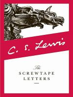 The Screwtape Letters book cover