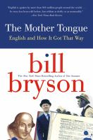 The Mother Tongue book cover