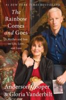 The Rainbow Comes and Goes book cover