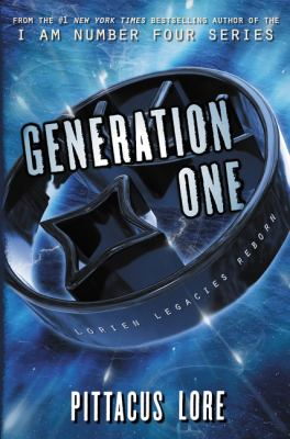 Generation One book jacket