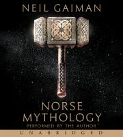 Norse Mythology audiobook cover
