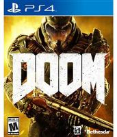 Doom [interactive multimedia (video game for PS4)]