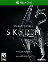The elder scrolls V [electronic resource (video game for Xbox One)] : Skyrim.