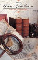 Tracing Scottish Local History