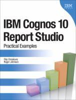 IBM Cognos 10 Report Studio