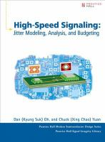 High Speed Signaling