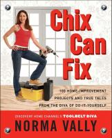 Chix Can Fix book cover