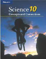 Science 10 concepts and connections