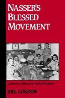 Nasser's Blessed Movement