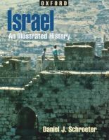 Israel: An Illustrated History (Oxford Illustrated Histories (Y/A))