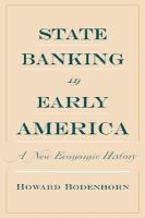 State Banking in Early America