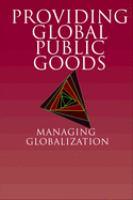 Providing Global Public Goods