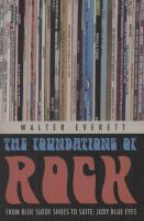 The Foundations of Rock