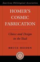 Homer's Cosmic Fabrication