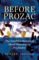 Before Prozac