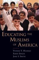 Educating the Muslims of America