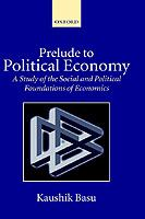 Prelude to Political Economy