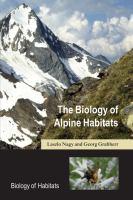 The Biology of Alpine Habitats