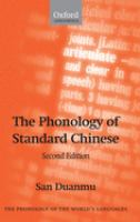 The Phonology of Standard Chinese