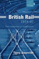 British Rail, 1974-97