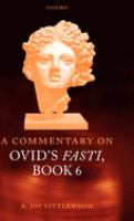 A Commentary on Ovid