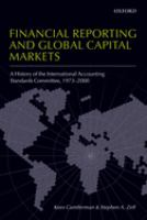 Financial Reporting and Global Capital Markets