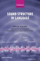Sound Structure in Language