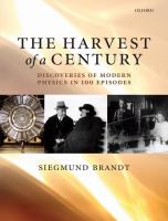 The Harvest of A Century