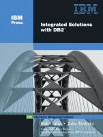 Integrated Solutions With DB2