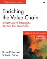 Enriching the Value Chain