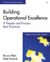 Building Operational Excellence