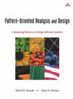 Pattern Oriented Analysis and Design