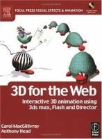 3D for the Web