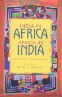 India in Africa, Africa in India