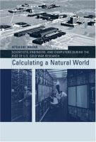 Calculating A Natural World