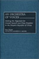 An Orchestra of Voices