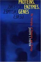 Proteins, Enzymes, Genes
