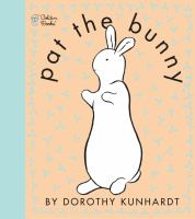 Pat the Bunny book cover