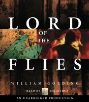 Lord of the Flies book cover