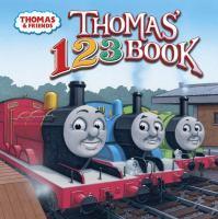 Thomas' 123 Book (Thomas & Friends) (Pictureback(R))