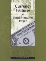 Currency Features for Visually Impaired People