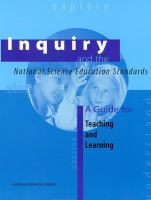 Inquiry and the National Science Education Standards