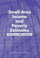 Small-area Income and Poverty Estimates