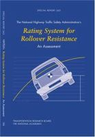 Assessment of the National Highway Traffic Safety Administration's Rating System for Rollover Resistance