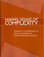 Making Sense of Complexity