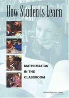 Mathematics in the Classroom
